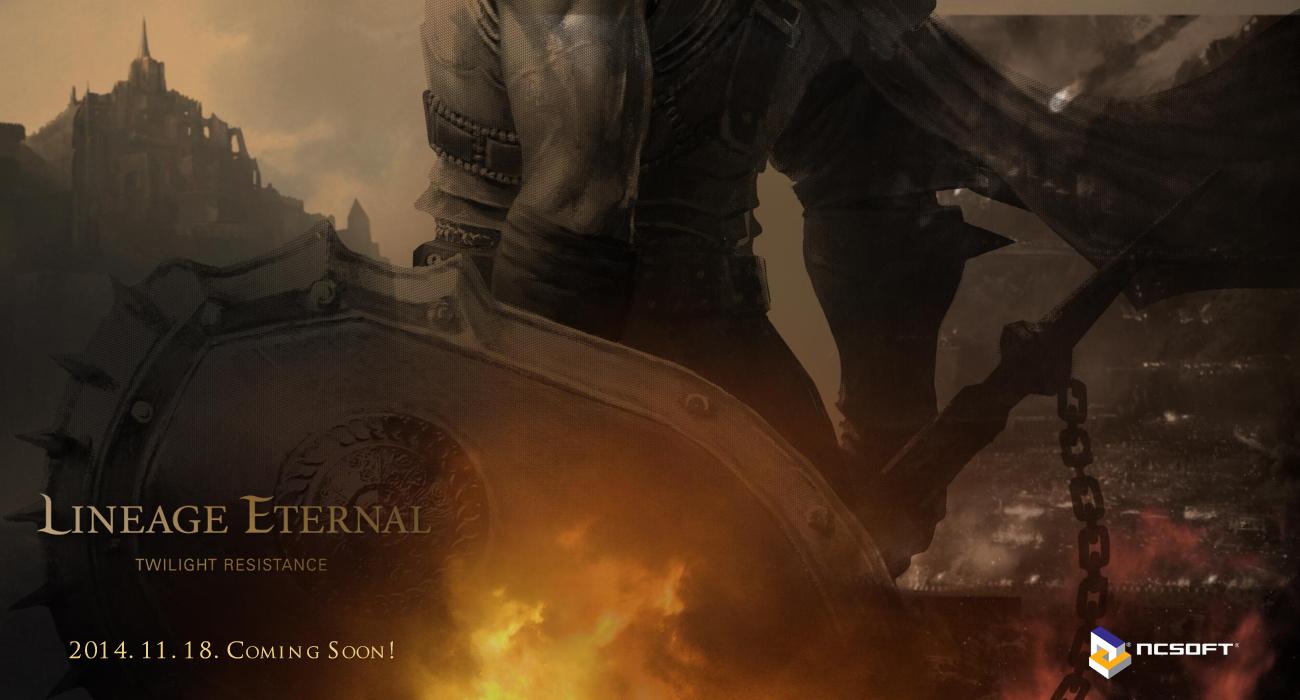 Lineage Eternal - G-Star 2014 - Teaser Poster