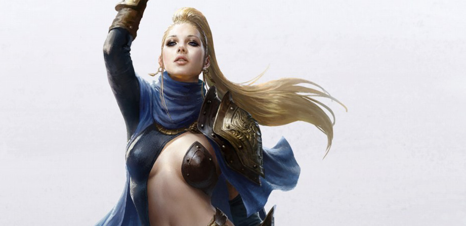 Lineage Eternal - Woman Artwork - Breasts