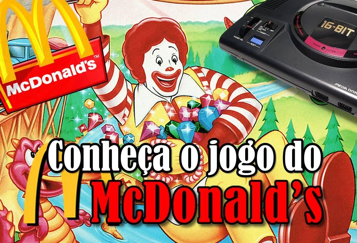 Paladino2000 - Jogo do McDonalds - Imagem
