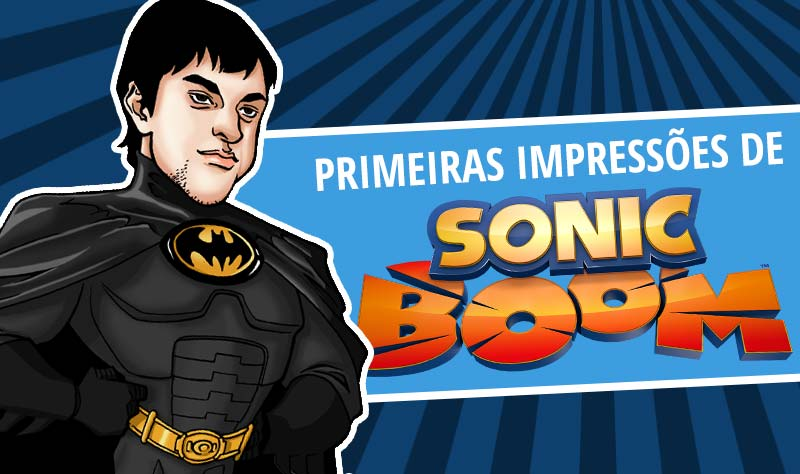 Sonic Boom - Animacao - Back From The Future BR - Imagem