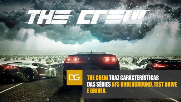 The Crew - Destroyer Games - Caracteristicas