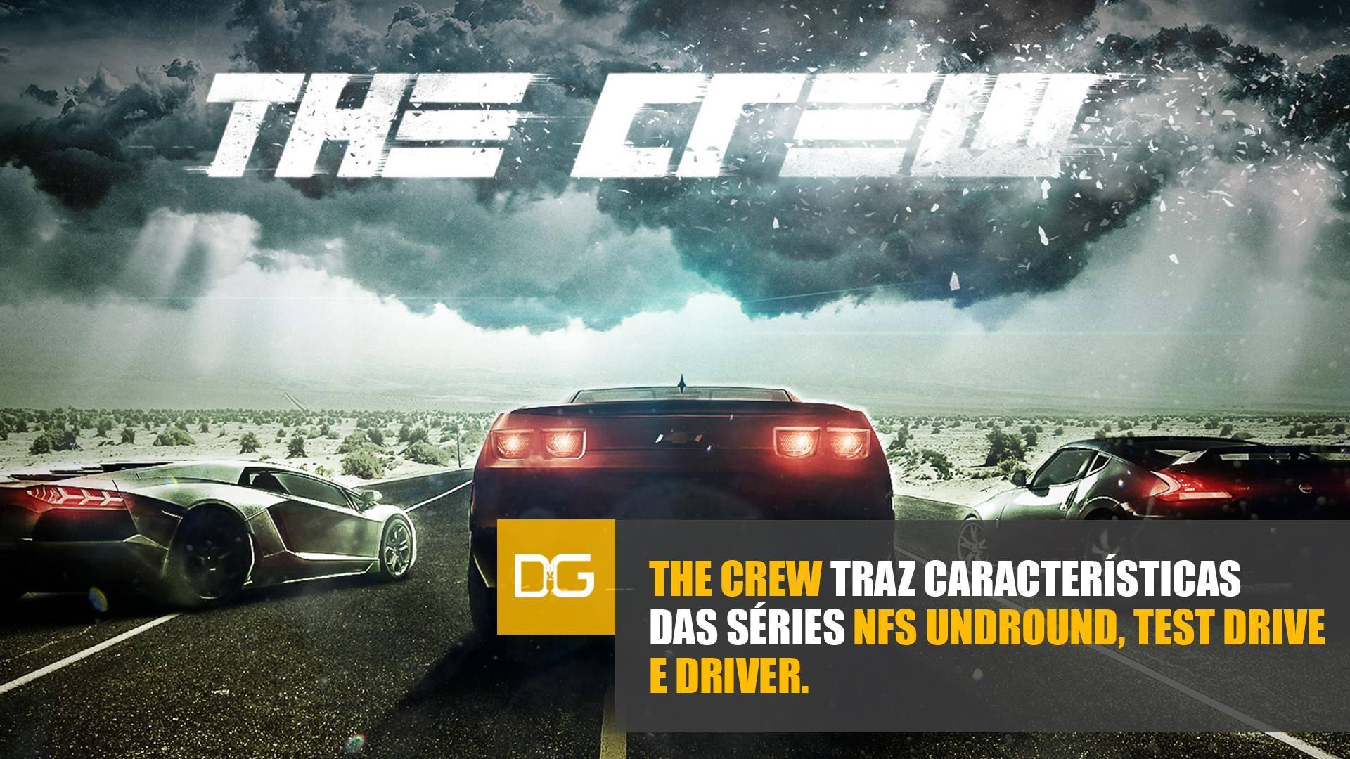 The Crew - Destroyer Games - Imagem