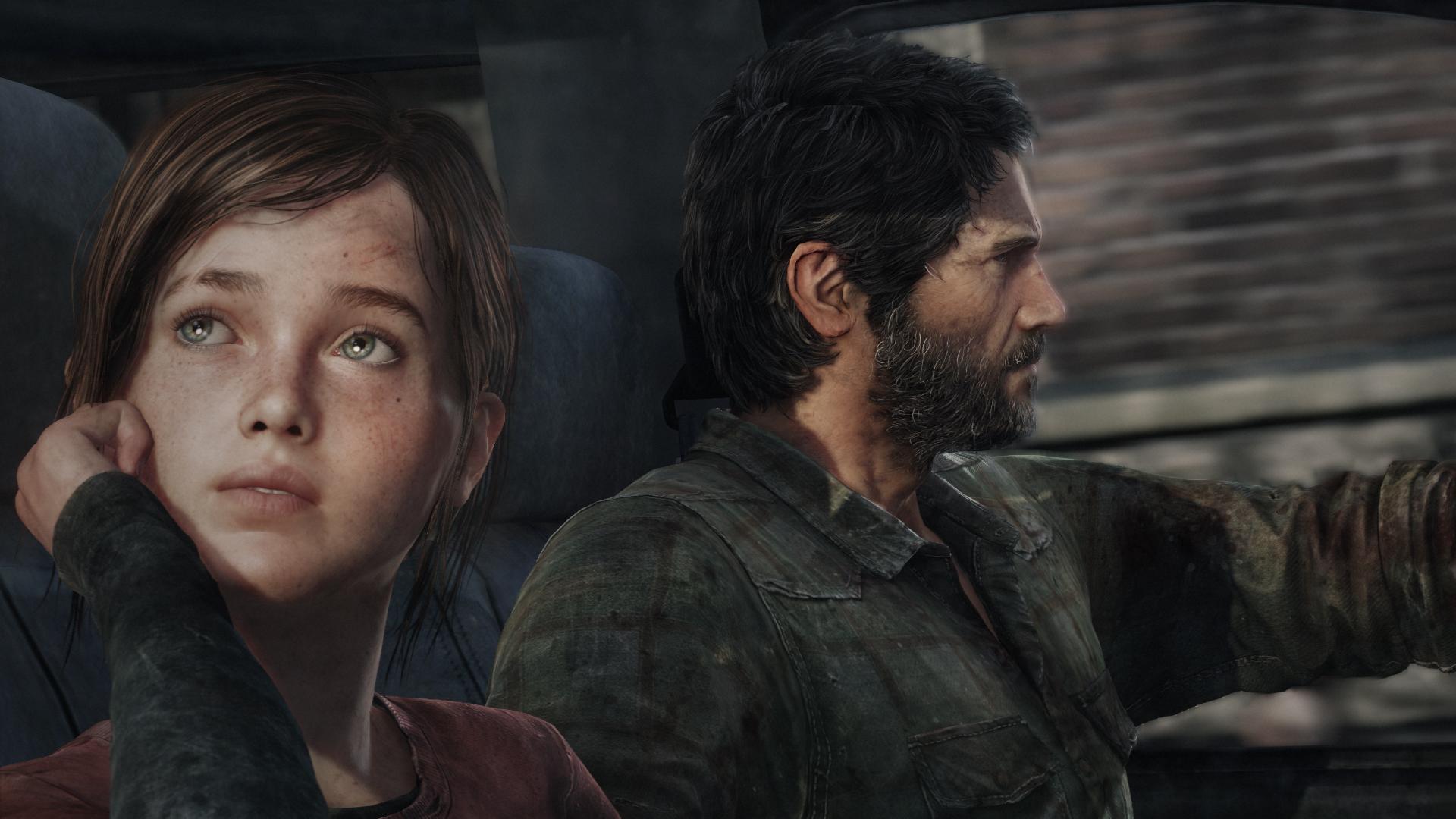The Last of Us - Remastered - Screenshot Full HD - Joel e Ellie
