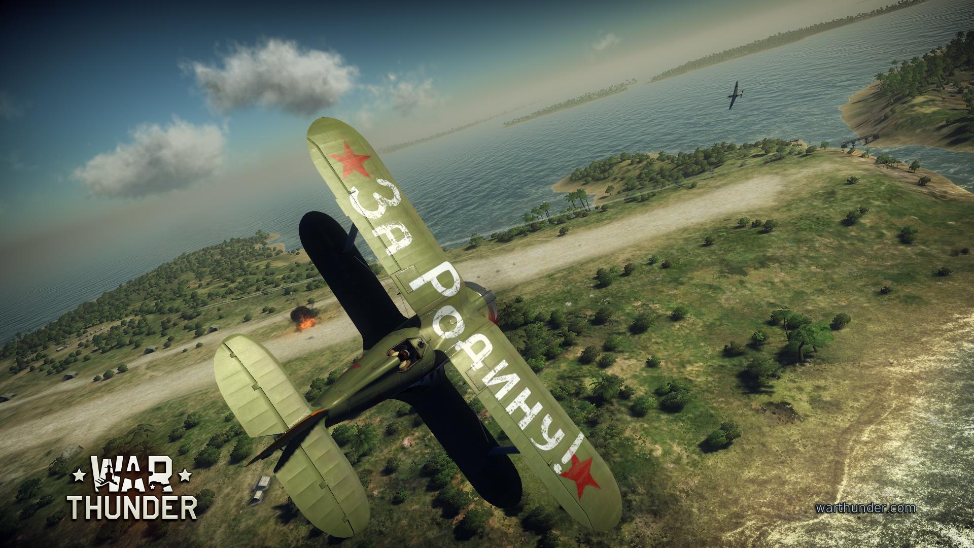 War Thunder - Screenshot Full HD - 1920x1080