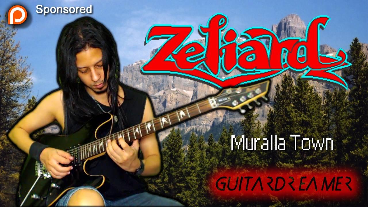 Zeliard - Muralla Town