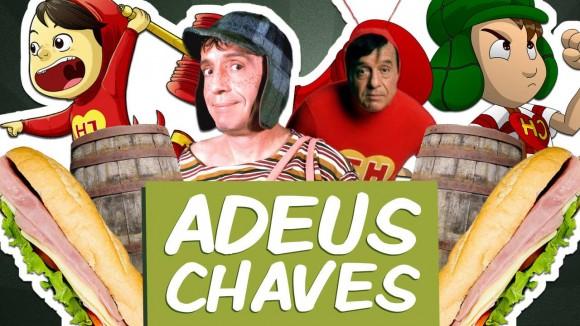 Adeus Chaves - Smok - Imagem