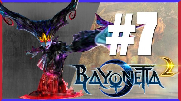 Bayonetta 2 - Ninsoul - Parte 07 - Imagem