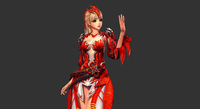 Blade and Soul - Character Outfit - Topo