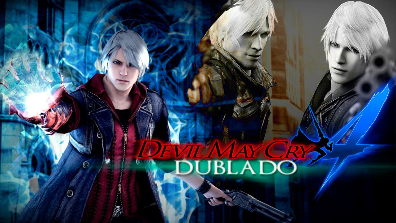 Devil May Cry 4 - Dublado - AGB - Imagem