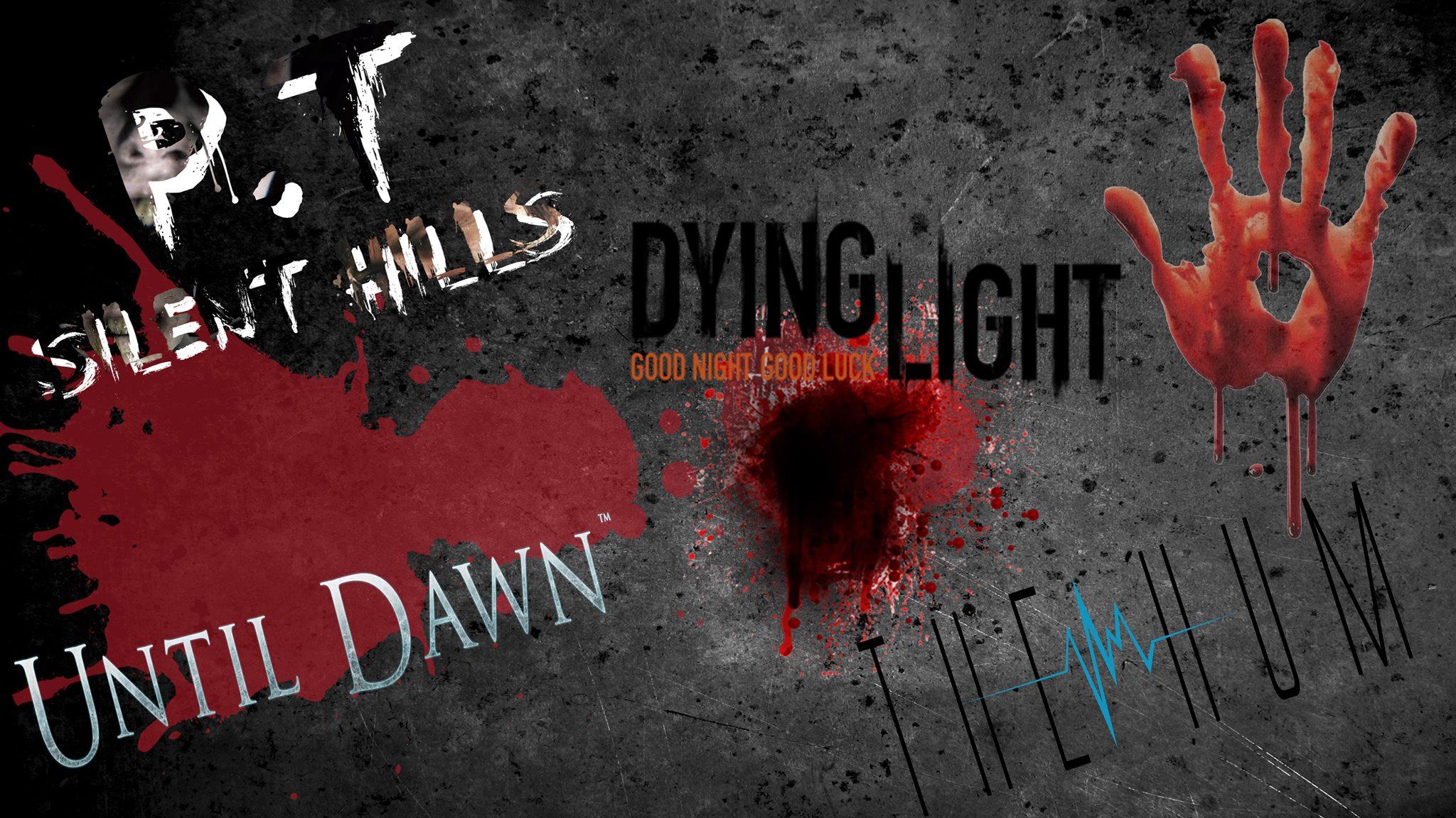 Games de Terror - 2015 - Logos
