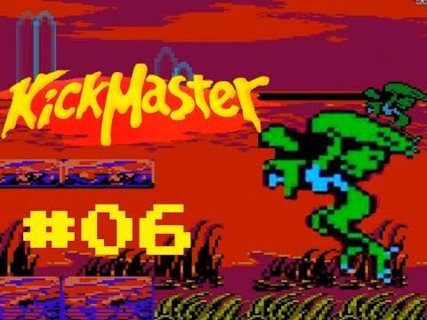 Kick Master - Parte 6 - Harpias - 7