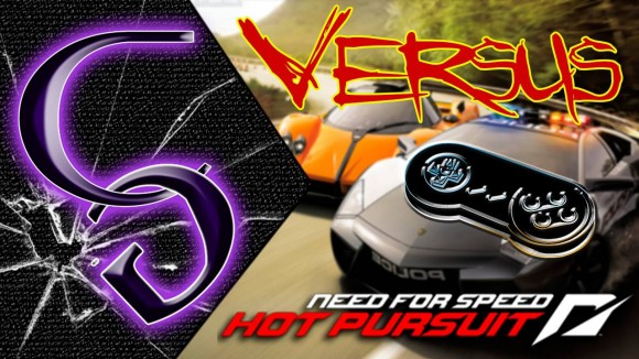 Need For Speed - Hot Pursuit - Cruxer Versus - Imagem