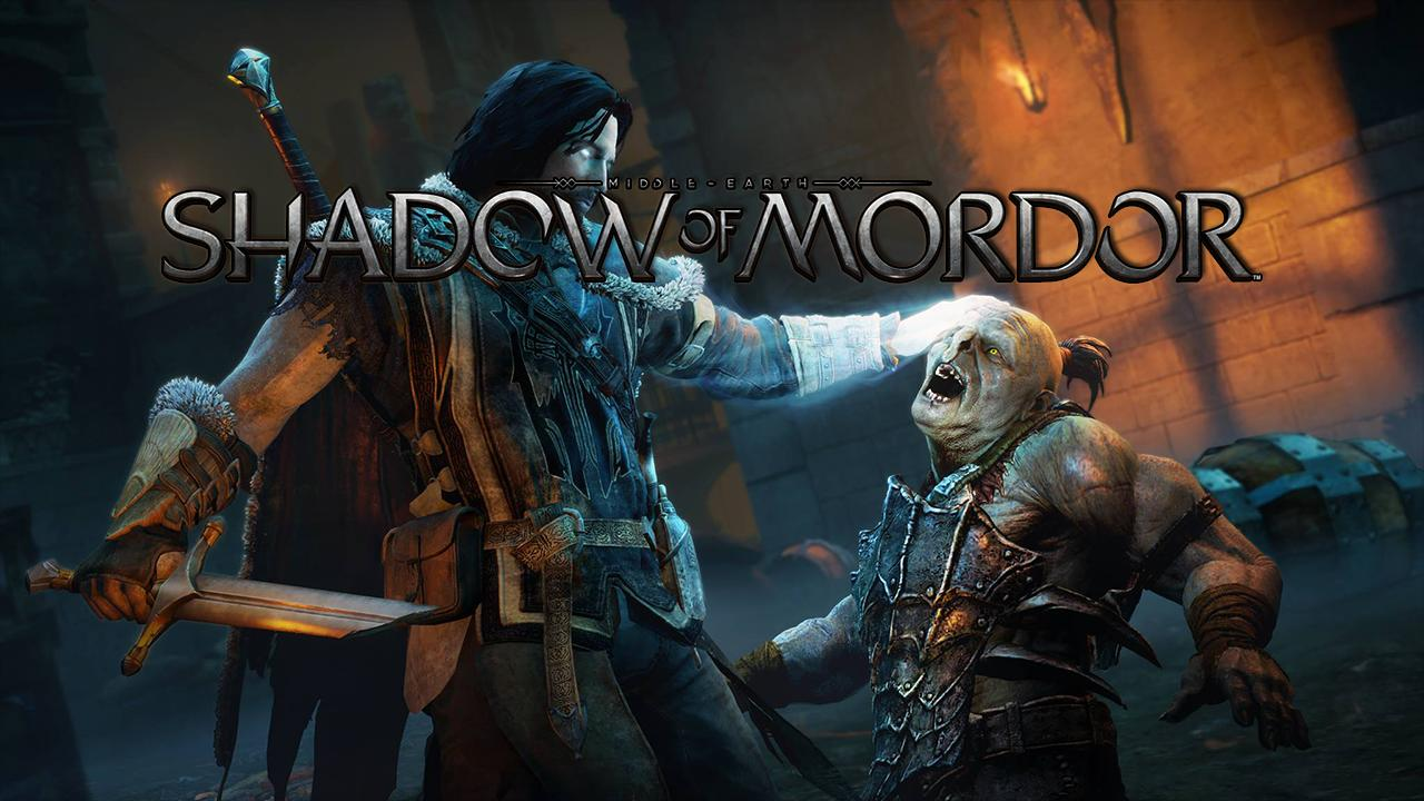 Shadow of Mordor - Talion and Orc