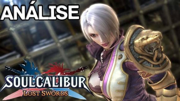 Soul Calibur - Lost Swords - O Chinelo - Imagem