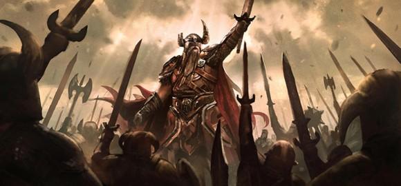 The Elder Scrolls Online - Artwork - King