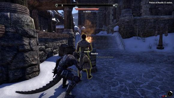 The Elder Scrolls Online - Justice System - 01