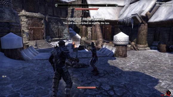 The Elder Scrolls Online - Justice System - 02