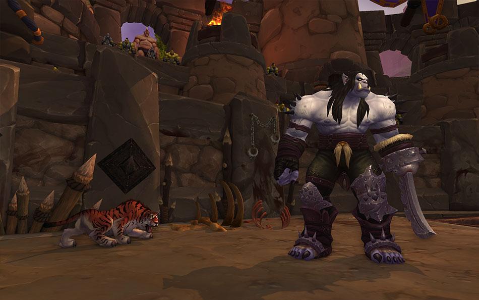 World of Warcraft - Warlords of Draenor - Karrath
