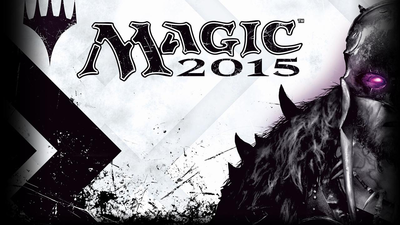 Magic 2015 - Logo e Art - Wizards of The Coast