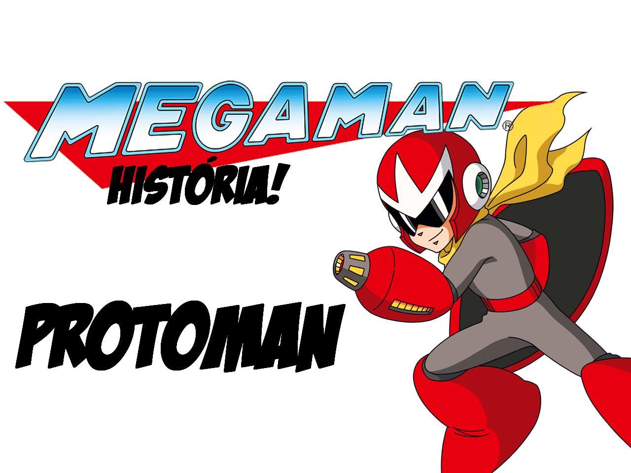 Mega Man - Protoman - Imagem