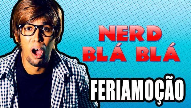 Nerd Bla Bla - Feriamocao - Imagem