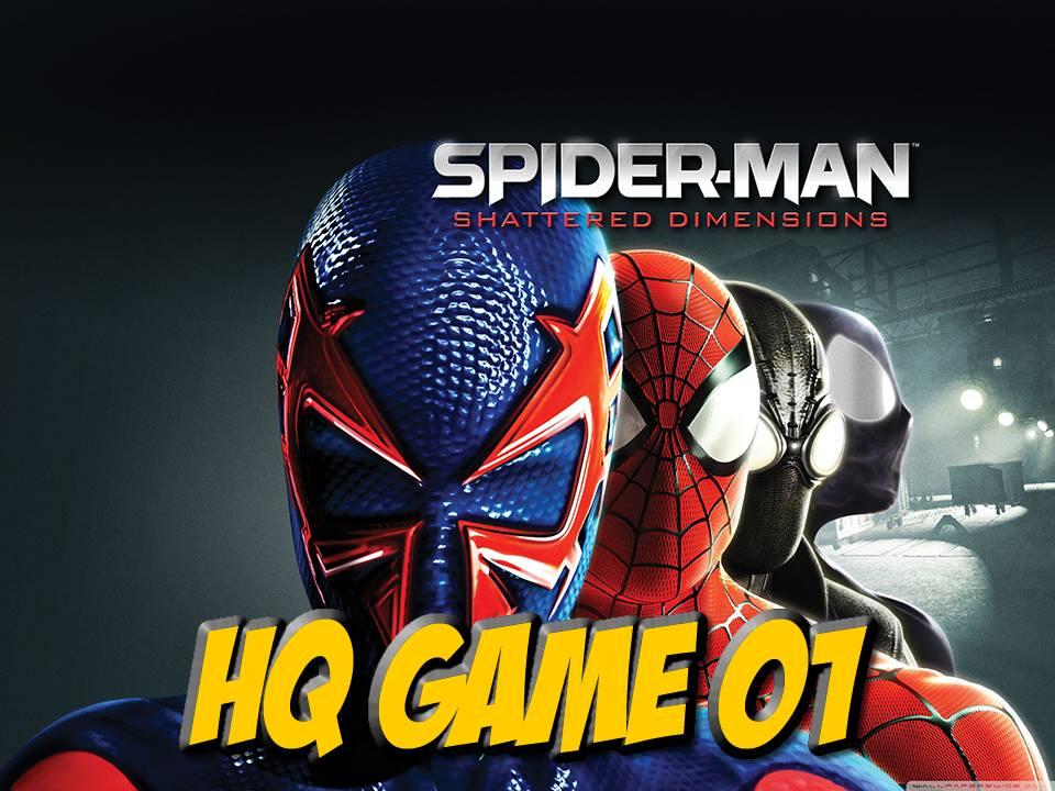 Spider Man - HQ Game 01 - Imagem