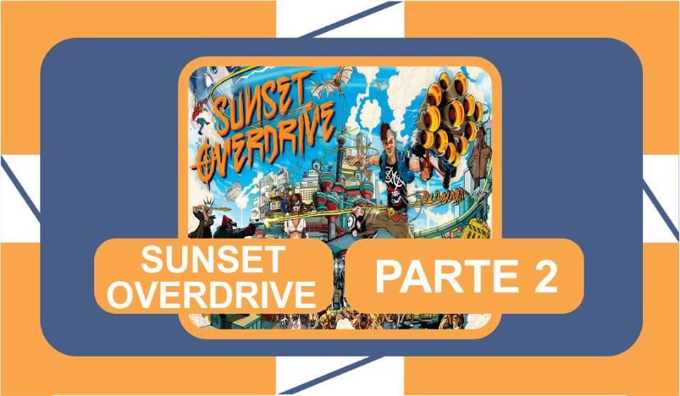 Sunset Overdrive - Parte 2 - ID Games - Imagem
