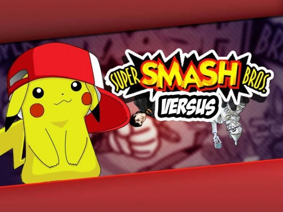 Versus - Smash - Pikachu - Imagem