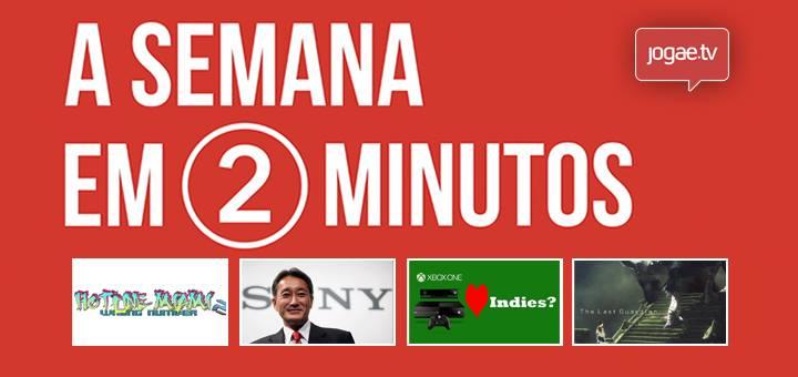 A Semana em 2 Minutos - JogaeTV - Imagem 02