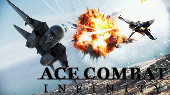 Ace Combat - Infinity - Art Screen