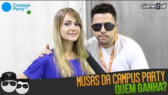 Campus Party - Musas - Imagem Foto
