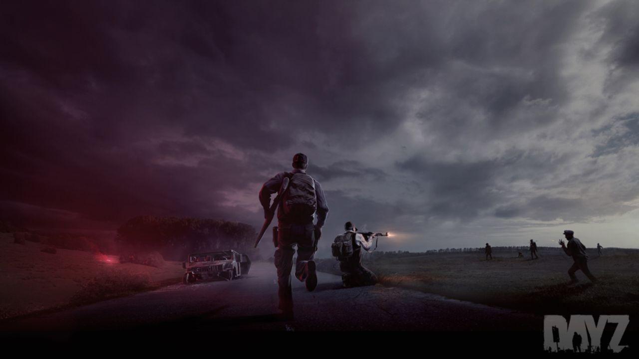 DayZ SA - Soldiers - Screen