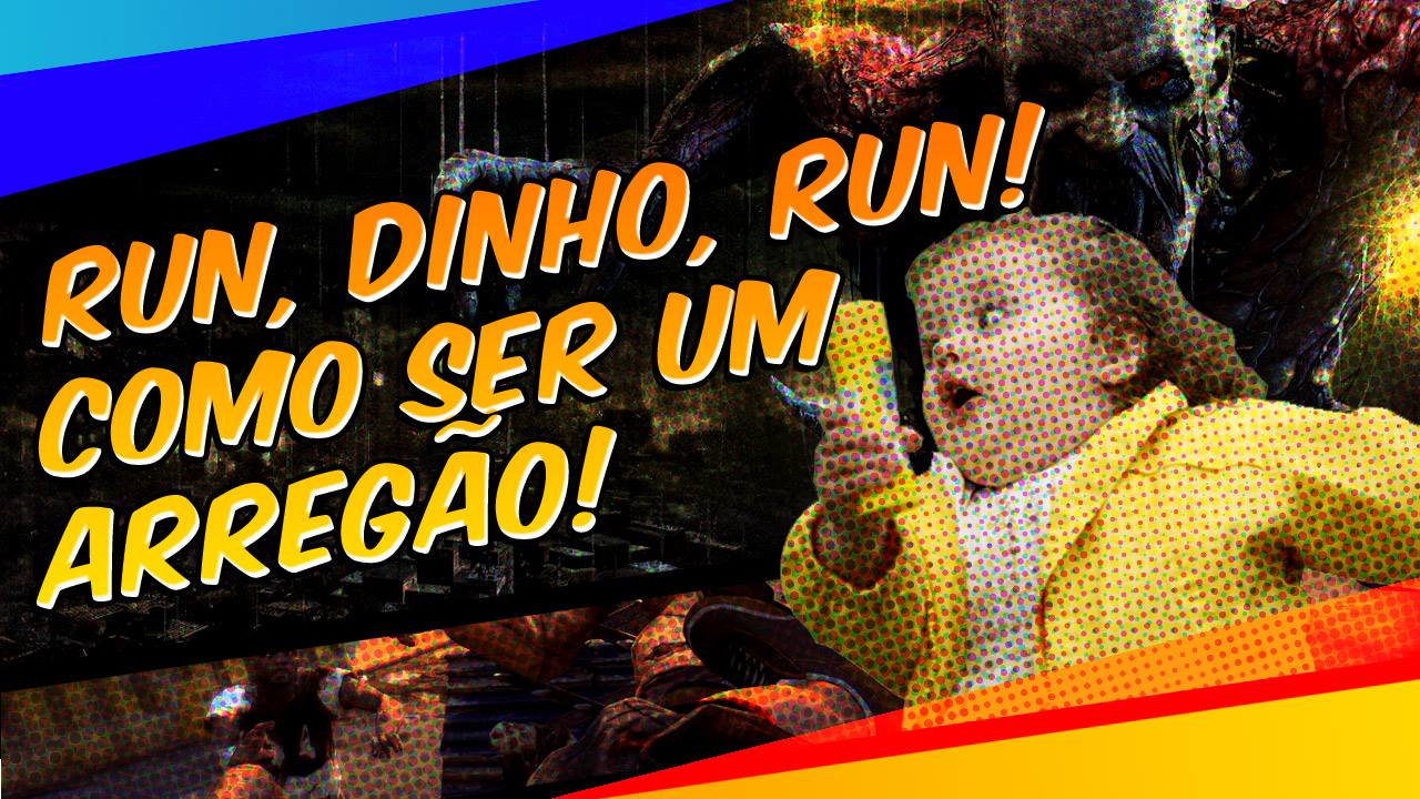 Dinho Player - Run Dinho Run