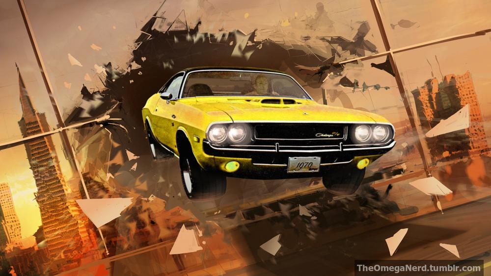 Driver 5 - Concept Art - 01