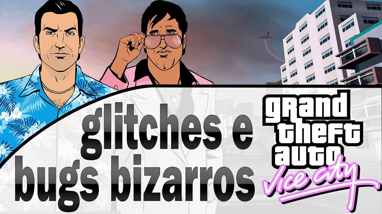 Glitcher - GTA Vice City - Imagem