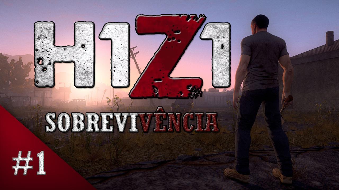 H1Z1 - Sobrevivencia - Imagem 01