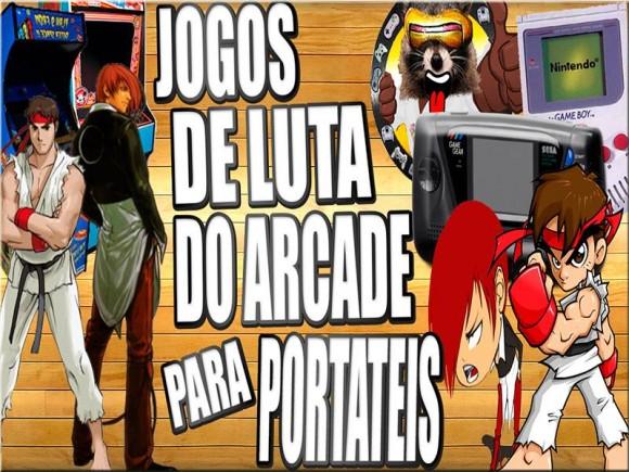 Jogos de Luta do Arcade - Guaxinim Maroto - Imagem