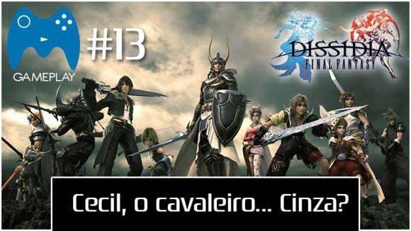 Marah Gameplay - Cecil - Final Fantasy - Dissidia