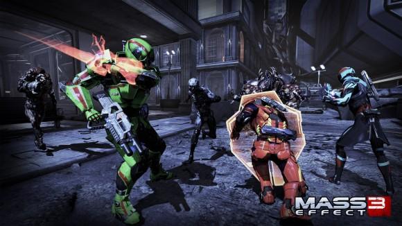 Mass Effect 3 - Multiplayer - Screenshot Full HD