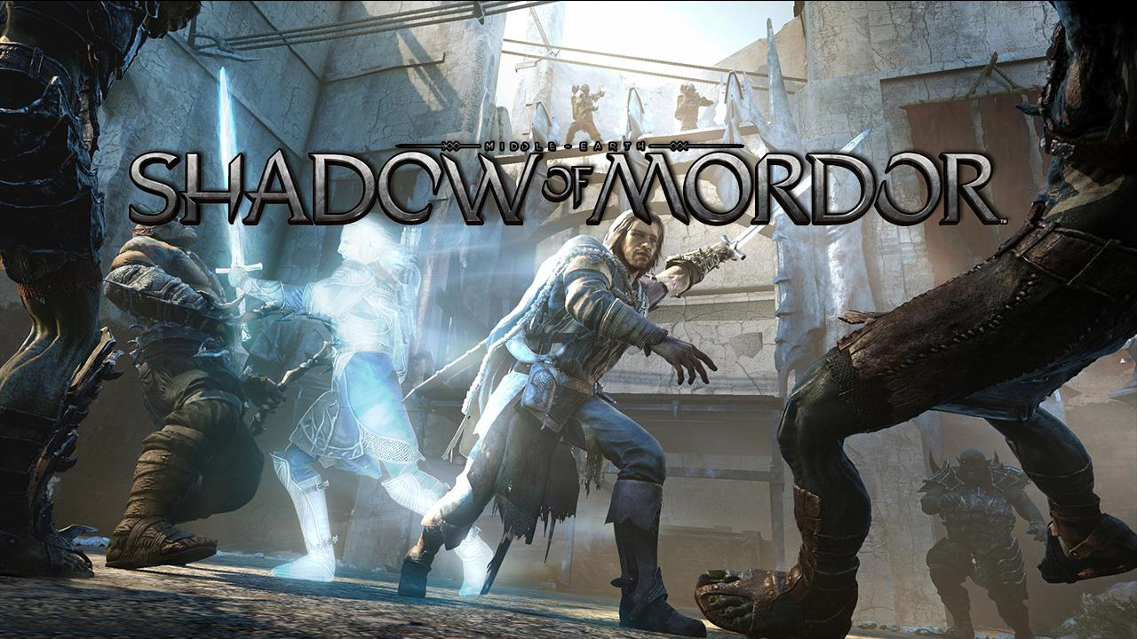 Middle-Earth - Shadow of Mordor - Combat Render Art - Screen