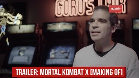Mortal Kombat X - Ed Boon - Jogaetv Imagem