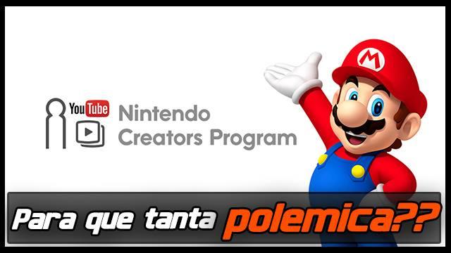 Nintendo Creator Program - RK Play - Imagem