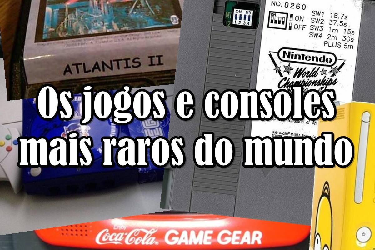 Paladino2000 - Consoles Raros - Imagem