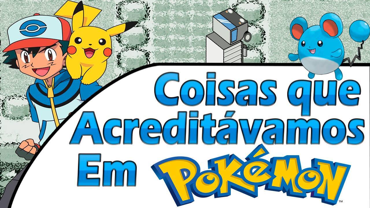 Pokémon - Jiraya Plays - Imagem - Ash e Pikachu