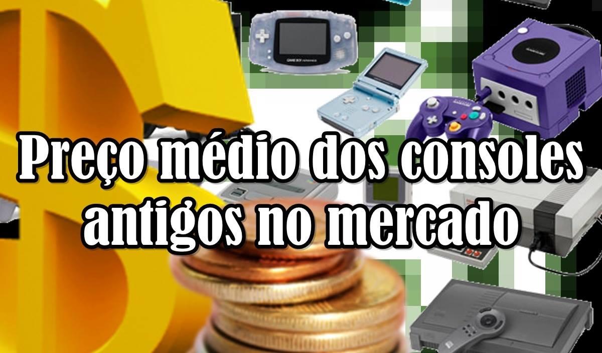 Preço de Consoles Antigos - Paladino2000 - Imagem