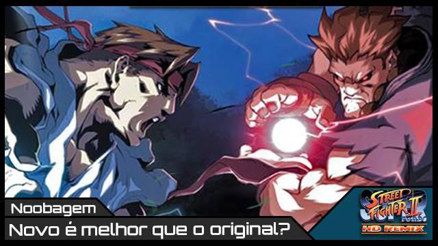 Street Fighter HD Remix - RK Play - Imagem