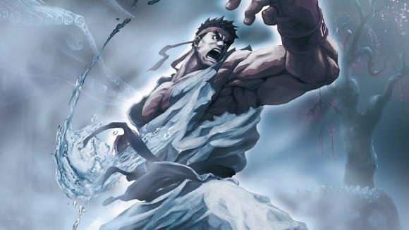 Street Fighter - Ryu - Wallpaper Full HD - 1920x1080 - Jogo de Luta