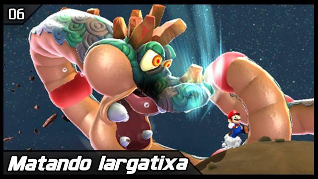 Super Mario Galaxy 2 - Dragão Chinês - Imagem