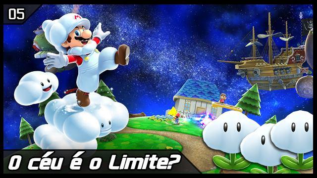 Super Mario Galaxy 2 - O Ceu é o Limite - Imagem