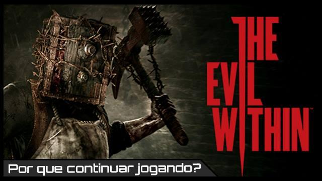 The Evil Within - RK Play - Por que Jogar - Imagem
